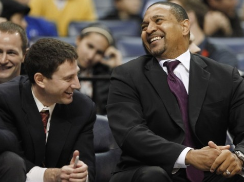 Warriors Fire Mark Jackson