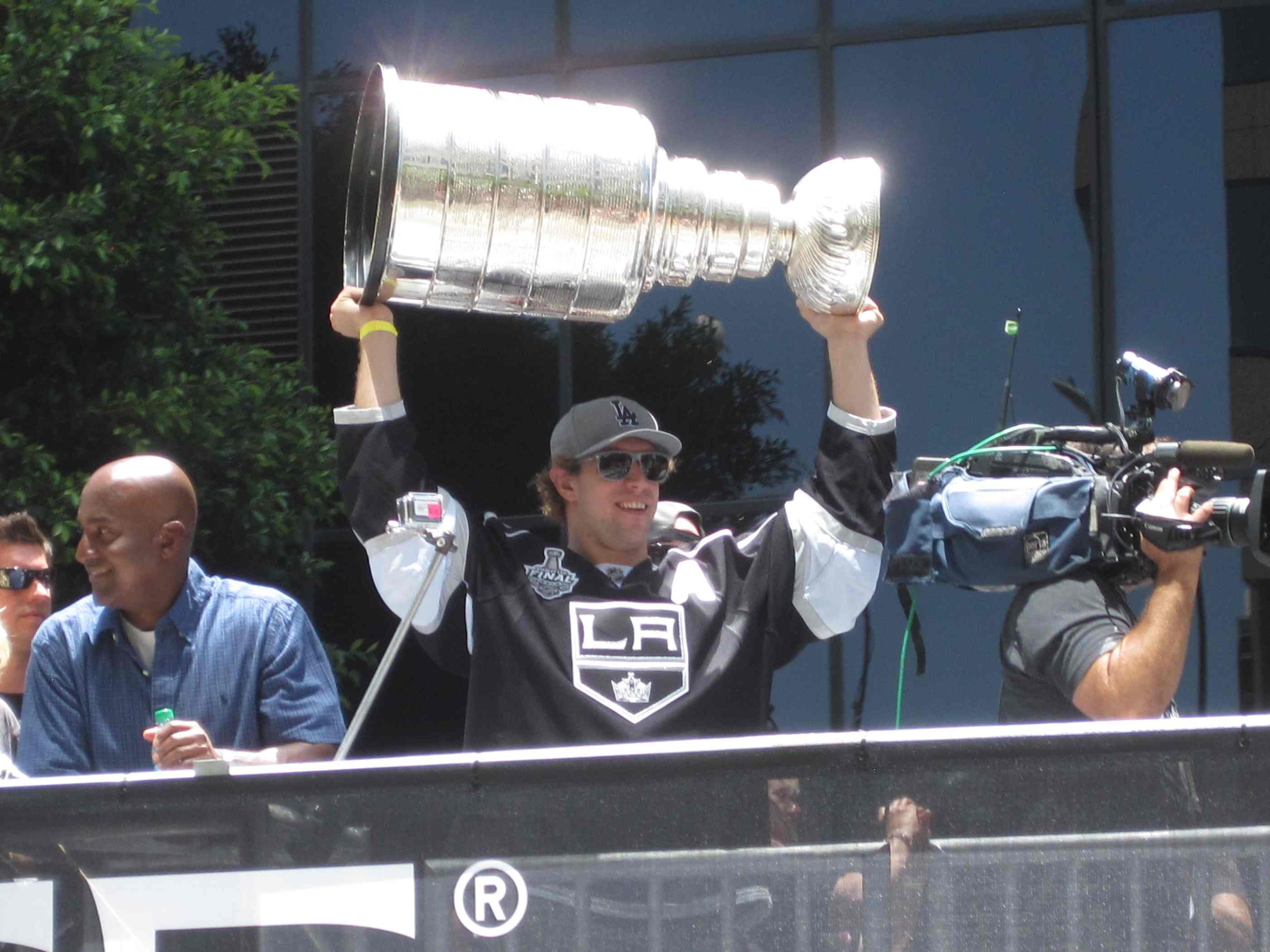 L.A. Takes to the Streets for Stanley Cup–and World Cup
