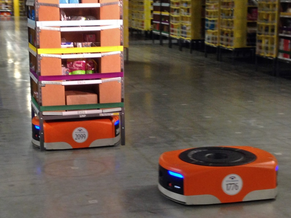 Amazon Deploys Robot Army to Conquer Cyberspace