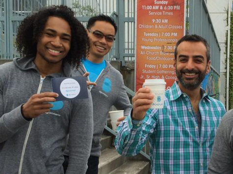 'Poached!' Tech Firm Grabs Talent at San Francisco Bus Stops