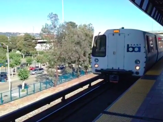 BART Budget Includes Funds for Poop Patrol