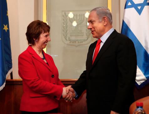 EU Funds 'radical anti-Israel Organisations'
