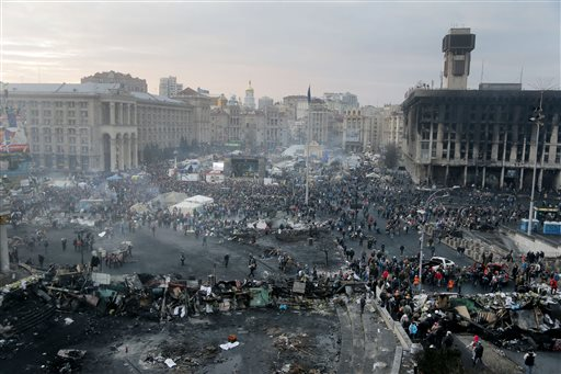 Ukraine Deal: Early Elections, Roll Back Of Constitution
