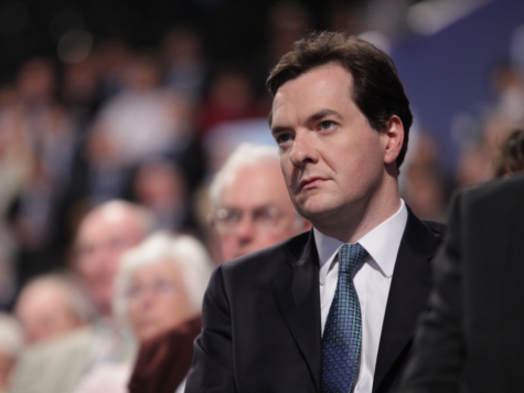 UK Chancellor: 'We Should Be There With a Chequebook To Help Ukraine'