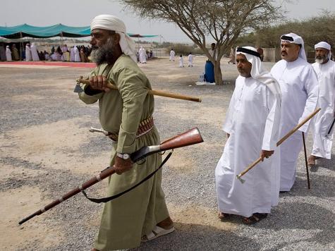 'No more guns at weddings' plead UAE residents