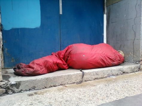 Quarter of London's Homeless From Eastern Europe