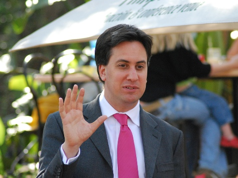 Ed Miliband Accused of Hypocrisy on 'Zero Hours Contracts'