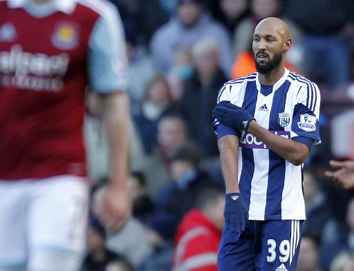 West Brom Sack Striker Anelka for Gross Misconduct