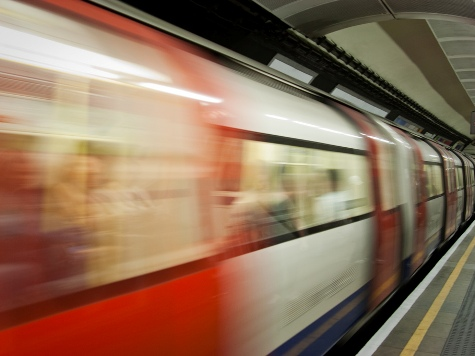 More Tube Chaos Looms as Unions Plan 'War' over Driverless Trains