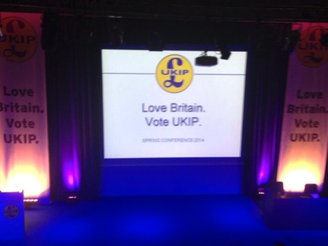 FACTCHECK: UKIP's Conference Venue Wasn't EU Funded, It Was UK Taxpayer Funded