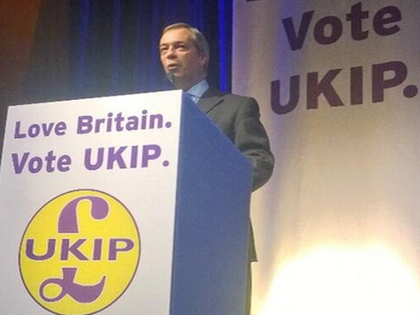 Farage: 'Make Patriotism Respectable Once Again'