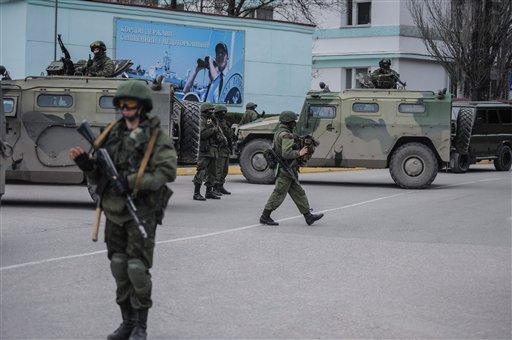 Putin asks parliament to use military in Ukraine