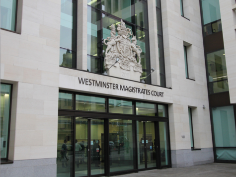 Student in London Court on Syria Terror Charge