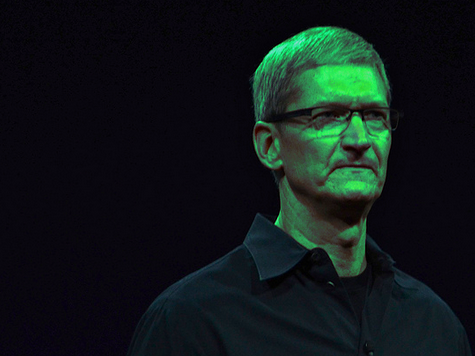 Apple CEO Comes Out For Corruption, Junk Science, And Crony Capitalism