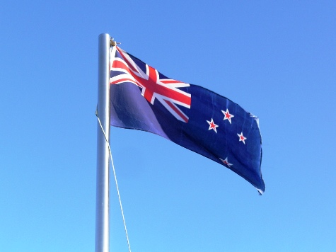 New Zealand to Vote on Ditching Union Flag