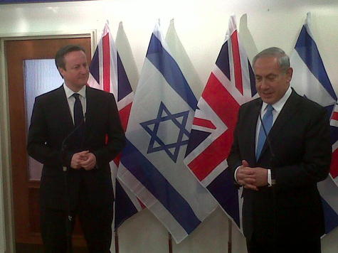 Cameron Talks a Good Talk on Israel, But do his Promises Stack Up?