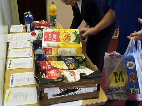 Please Don't Politicise Charity Food Banks