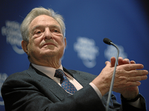 Soros: British EU Exit Would Trigger Exodus of Foreign Companies