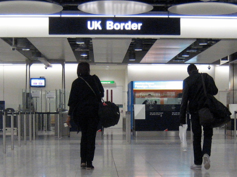 Tory Fears Over Immigration Stats To Be Published on Euro Poll Day: