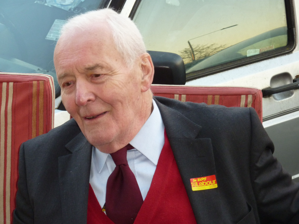 The 5 Best, and 5 Worst Things About Tony Benn