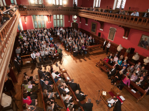 Congresswoman Bachmann to Oxford Union: No Coincidence That Innovation Accompanies Liberty and Free Enterprise