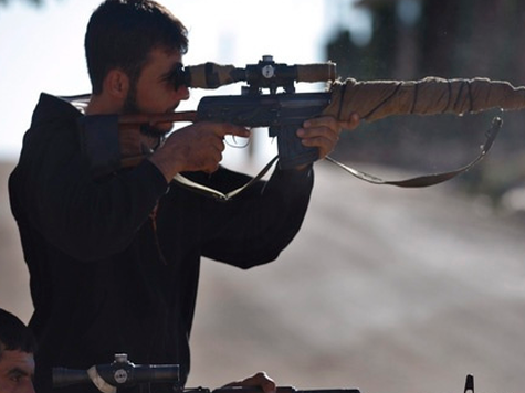 Israeli Doctor: Syrian Snipers Deliberately Paralysing Children