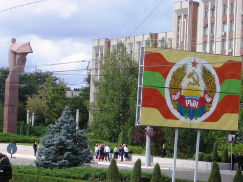 After Crimea Vote, Moldova's Transnistria Region Asks to Join Russia