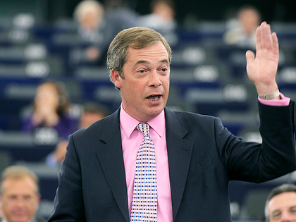 Farage: Migrants Will Cost the UK its First World Status