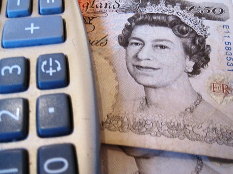 Report: UK's Debt 'Time Bomb' Set to Go Off