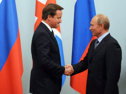 Tories Refuse To Hand Back £160k Russian Donation