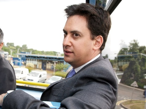 'Weird' Miliband Attacked by Own Party