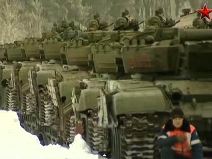 'No Ukraine Invasion' Claims Report