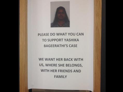 UK Students Fight Deportation of Classmate Yashika Bageerathi