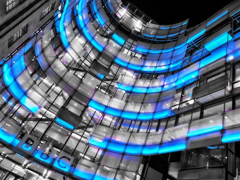Major Revamp at BBC's £1bn New HQ Just 18 Months After Opening