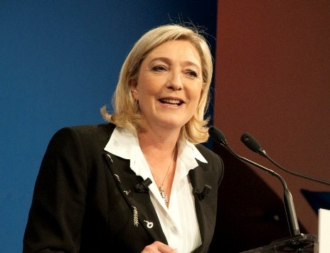 Support for France's National Front on the Rise Among French Jews