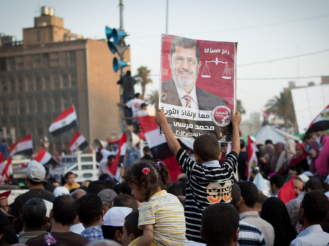 Egyptian Court Sentences 529 Morsi Supporters to Death after Two-Day Trial