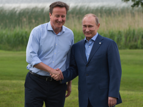 UK Might End Nuclear Agreement With Russia & Expel Russia from European Council