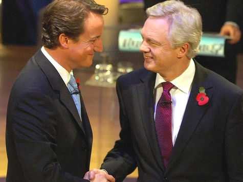 March of The Modernisers: Is it Time to Draft David Davis again?
