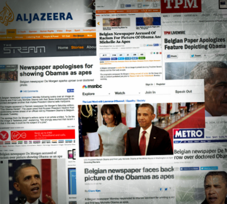 How Breitbart London Led The News: The Belgian Newspaper and Obama