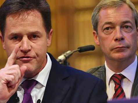 Clegg's Lies on Europe: 'Wilful' and Knowing