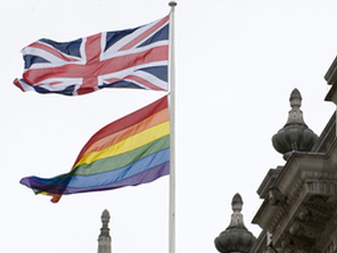 Rainbow Flag to Fly Over Westminster to Mark UK's First Gay Marriages