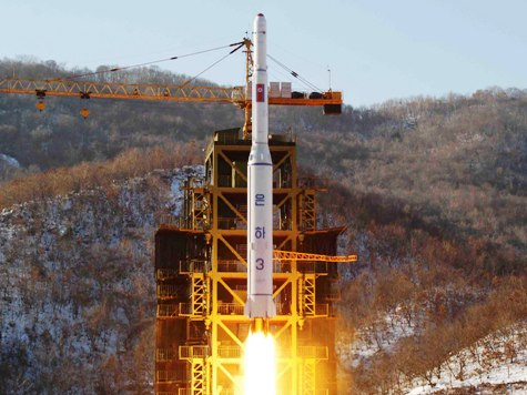North Korean Rockets 'Made From British and American Parts'