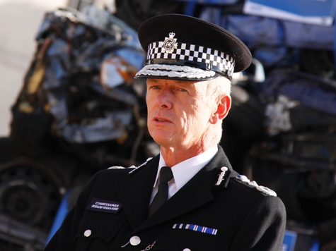 London Police Should Recruit One Minority Officer for Every White Officer, Says Chief
