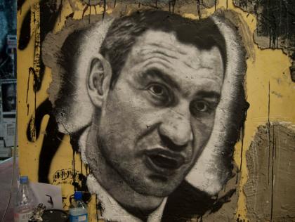 Klitschko: I Won't Run for President of Ukraine