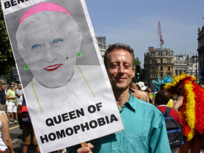 Gay Rights Activist Peter Tatchell: Gay Marriage Is Still 'Segregation'