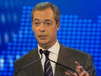 Farage's Telegraph Advert: Romanians Make Good Neighbours, but There Shouldn't be an Open Door