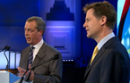 Farage Sweeps Second Debate, Clegg Proved the Fool