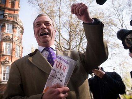 How Nigel Farage Just Owned Frankie Boyle on Twitter