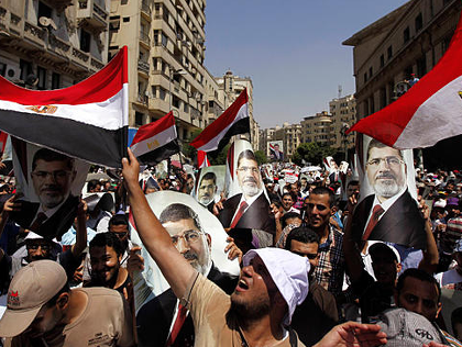 Egyptian Court: Death Sentences For Muslim Brotherhood Leader, 682 Supporters