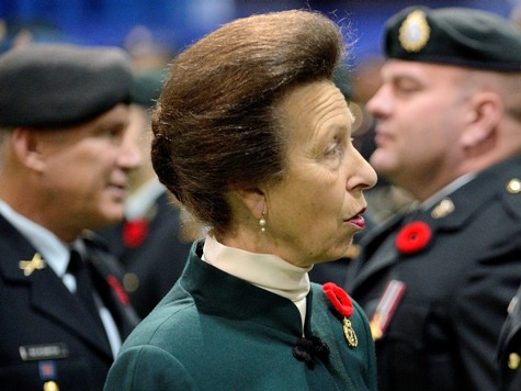 Princess Anne: 'Gas Badgers to Stop Tuberculosis'
